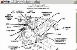 2004 Chrysler Sebring Where Is The Transmission Control Mod