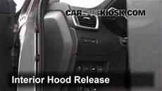 Interior Fuse Box Location 2014 2016 Nissan Rogue 2014