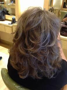 Feathered Hairstyles For Medium Length Hair pin on hair