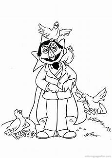 Malvorlagen Count Count Count Coloring Pages Coloring Home