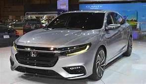 2020 Honda Accord Concept Sport