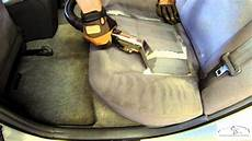 how to clean upholstery water extraction critical