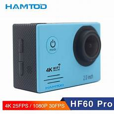 Hamtod Hf60 Wifi Sport by Hamtod Hf60 Pro 4k Wifi 2 0 Inch Lcd Display