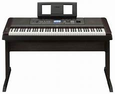 Yamaha Size Keyboard With 88 Piano Style Touch