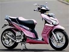 Modifikasi Vario 2010 by Modifikasi Motor Matic Modifikasi Honda Vario Crom Elegan