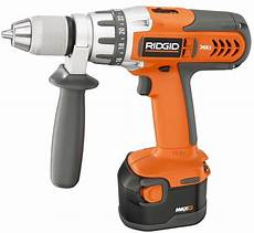 new line of 1 2 cordless drills from ridgid 174 delivers