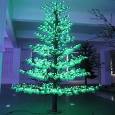 sapin lumineux 852 led 1 80 m et d 233 co arbre