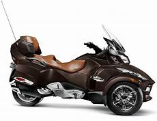 Can Am Spyder Roadster Rt Limited Photos Informations
