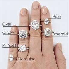 the expert guide to buying a diamond made easy engagement ring shapes engagement rings