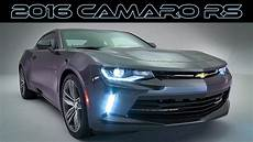 2016 Chevrolet Camaro Rs Generation 6 Exterior Design