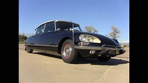 Classic Revealed Is The 1969 Citroen DS 21 Most