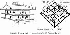 purple martin houses plans purple martins maryland s wild acres