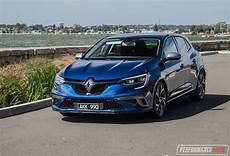 Renault Mégane Gt 2017 Renault Megane Gt Review Performancedrive
