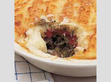 Shepherd's Pie with Cheese crusted Leeks   Recipes   Delia