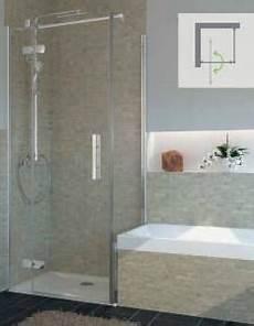 Dusche Und Badewanne Nebeneinander - duschkabine an badewanne duschkabine dusche duschbadewanne