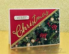 stin up merry christmas to all all is bright dsp judy may just judy designs melbourne