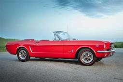 1965 Ford Mustang Convertible K Code 4 Speed Numbers Match