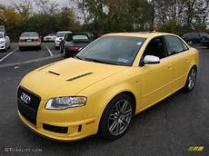 2008 imola yellow audi s4 4 2 quattro sedan 20649234 gtcarlot com car color galleries