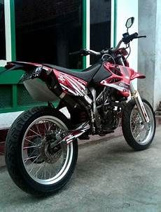 Cs1 Supermoto by Honda Cs1 Ganti Jadi Supermoto