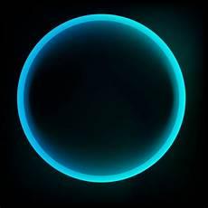 Vector Ring Light Blue Light Di 2020 Gambar