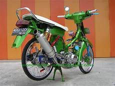 Modifikasi Honda Grand by Modification Honda Grand Airbrush Motor Modif Contest