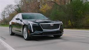2019 Cadillac CT6 A More Stylish Flagship Sedan  Video