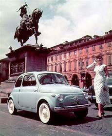 Fiat 500 In Piazza San Carlo A Torino Fiat 500 Italie