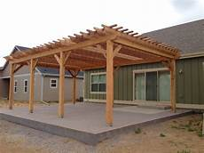 large beam pergolas fort collins windsor co outrigger landscaping