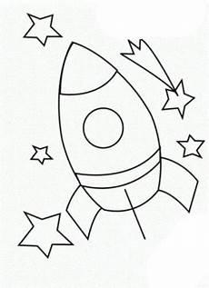 Malvorlage Kinder Rakete Malvorlagen Rakete Ausdrucken 2 Schult 252 Te