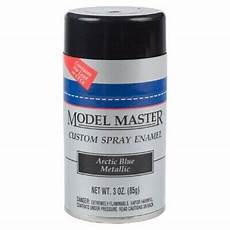 testors master auto bright light blue enamel spray