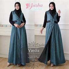 Model Baju Gamis Elzatta Terbaru 2020 Jilbab Gallery