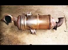 nettoyage catalyseur diesel comment nettoyer filtre a particule كيفية تنظيف فلتر
