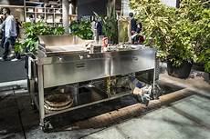 outdoor kitchen unit outdoor kitchen unit 190 quot eurocucina quot alpes inox