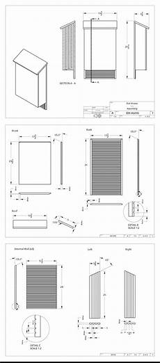 plans for building a bat house bat house woodworkingplans