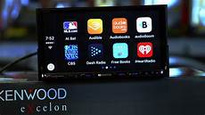 how to do apple carplay on your new 2016 kenwood excelon