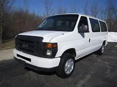 auto body repair training 2009 ford e150 electronic valve timing purchase used 2009 ford e 150 custom 10 passenger shuttle van bus 4 6l v8 auto a c power opts