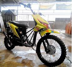 Beat Modif Trail by Modifikasi Honda Beat Jadi Trail