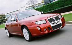 used rover 75 v8 2004 2005 review parkers