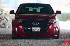 Tuning Ford Edge Front