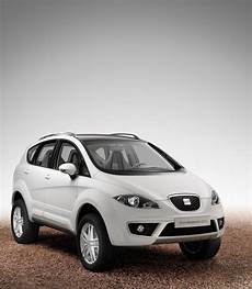 2007 Seat Altea Freetrack Top Speed