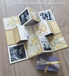 3d Karten Selber Machen - 2 in 1 die albumkarte cards