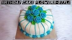 Paling Populer 22 Gambar Kue Ulang Tahun Bunga Mawar
