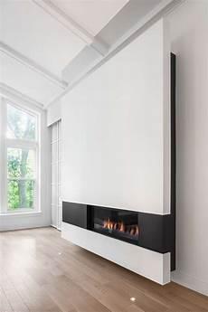 Minimalist Fireplace
