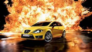 2010 Seat Leon Cupra R Wallpapers & HD Images  WSupercars
