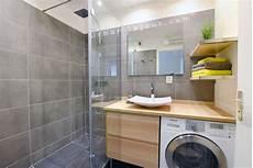 meuble vasque avec lave linge lave linge sous lavabo salle