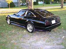 Sell Used One Of A Kind Custom Nissan 82 280ZX T Top Turbo