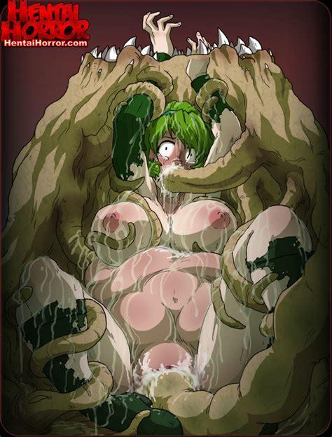Hentai Girl Eaten Alive