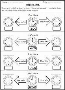 elapsed time worksheets grade 4 3339 elapsed time one hour later teaching elapsed time 2nd grade activities 2nd grade classroom