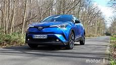 Essai Toyota C Hr Objet Roulant Non Identifi 233