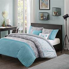 Aqua And Grey Bedroom Ideas by Modern Sporty Blue Grey Teal Aqua Stripe Chevron Soft